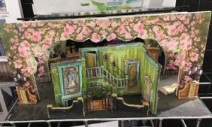 The set model.