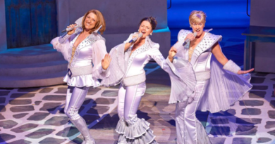 BACKSTAGE: Mamma Mia – Shaping the Show