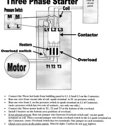 square d starters craftsman air compressor wiring diagram click here to view print three phase wiring [ 1060 x 1211 Pixel ]