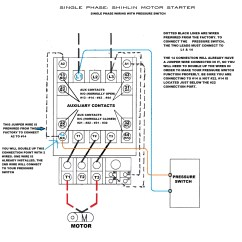 Square D Wiring Diagram Narva Sealed Switch Motor Starter Get Free Image