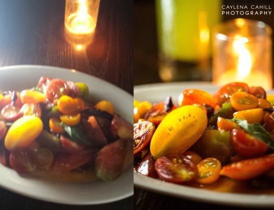 cell phone vs dslr food photography, low light