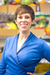 Lindsey Seegers, Manna Food Center