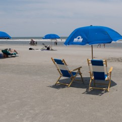 Beach Chair Rental Isle Of Palms Modern Accent Charleston County Parks And Recreation Chairs Umbrellas