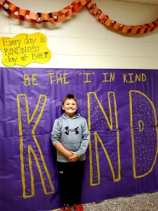 "Mrs. Thomas' son being the ""I"" In KIND"