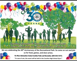 30th anniversary of Park and Rec