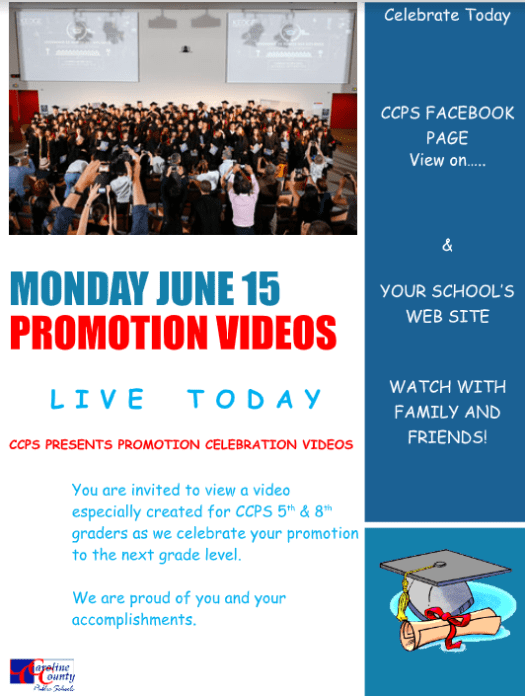Promotion flyer LCES
