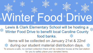 lces food drive
