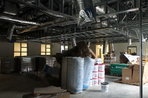 Construction Pictures from 6 Oct 2016