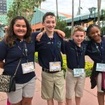 BETA Students at the National Convention
