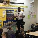 Career Day - Police Officer