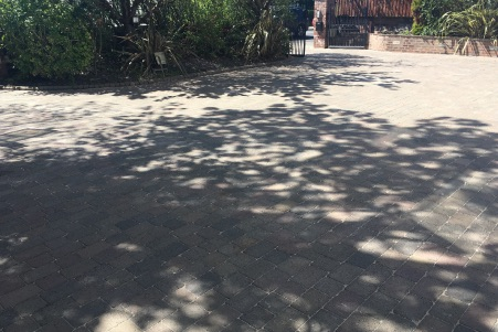 Driveway cleaning in Liverpool from CCPW