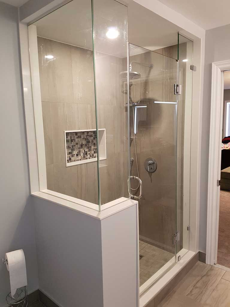 Durham Bathroom Renovation  Project Gallery  CCR Renovations