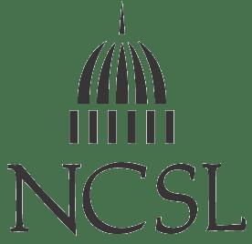 NCSL vertical logo