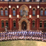 Year 8 Panorama Sunny Day sml - News & Events