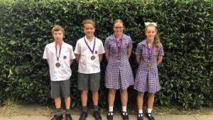 Sion - 2018 Swimming Year Level Champions