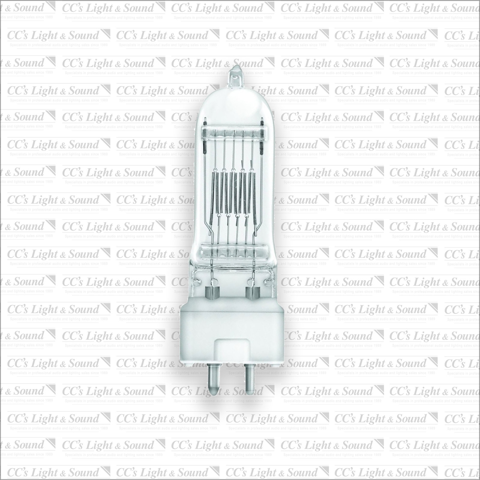 Osram 240v 650w Gy9 5 Replacement Lamp