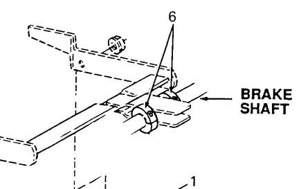 Cub Cadet IH-126393-C1 Mower blades Deck Parts wheel