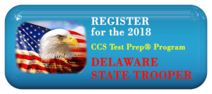 Delaware State Police Entry-Level Trooper Written