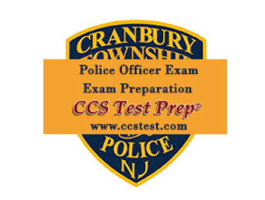 CCS Test Prep® Cranbury Twp PD