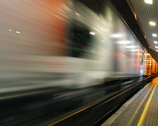 Il treno perso  CCTSeeCity