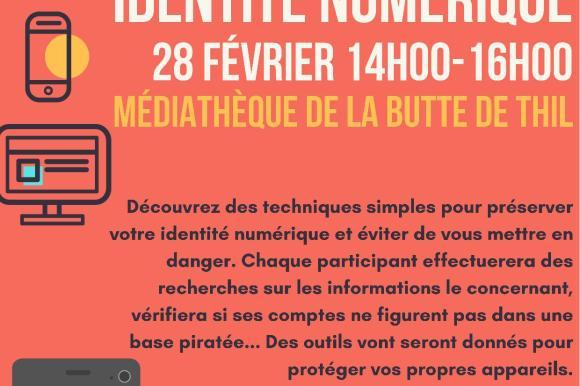 Les Ateliers Jeunes – Identité Numérique