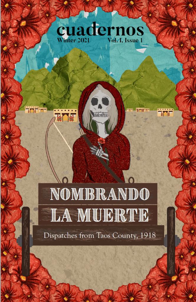 Cover art for Nombrando la Muerte