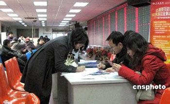 China A share market