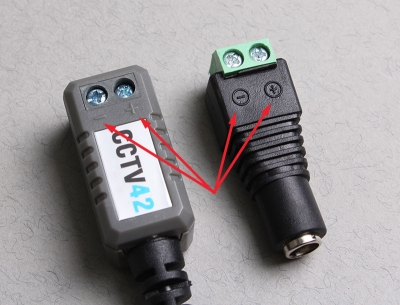 using cat5 cable to connect cctv cameras to a dvr a guide