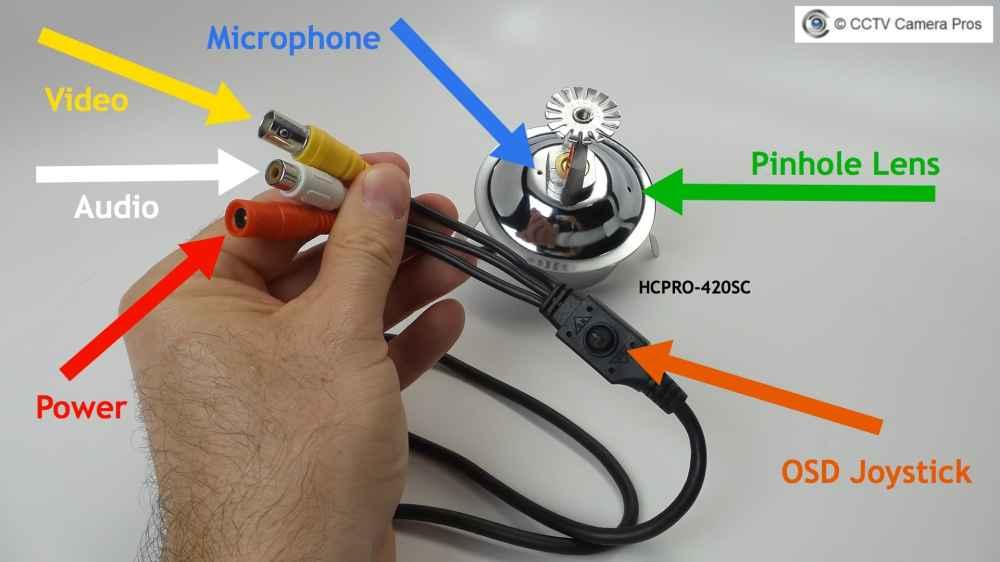 medium resolution of hidden camera with audio mic