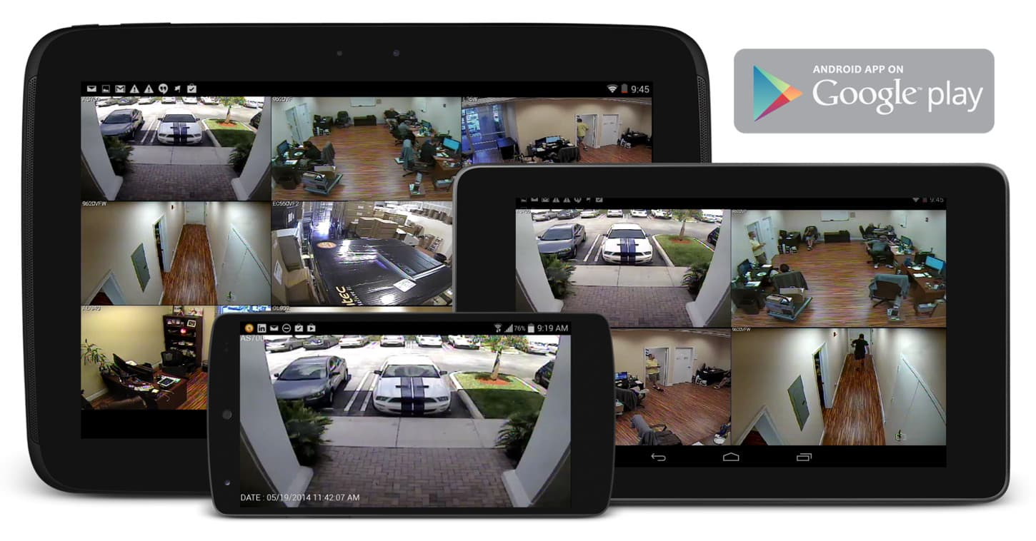 cctv dvr wiring diagram trane air conditioning diagrams security cameras and video surveillance systems from camera pros android viewer app