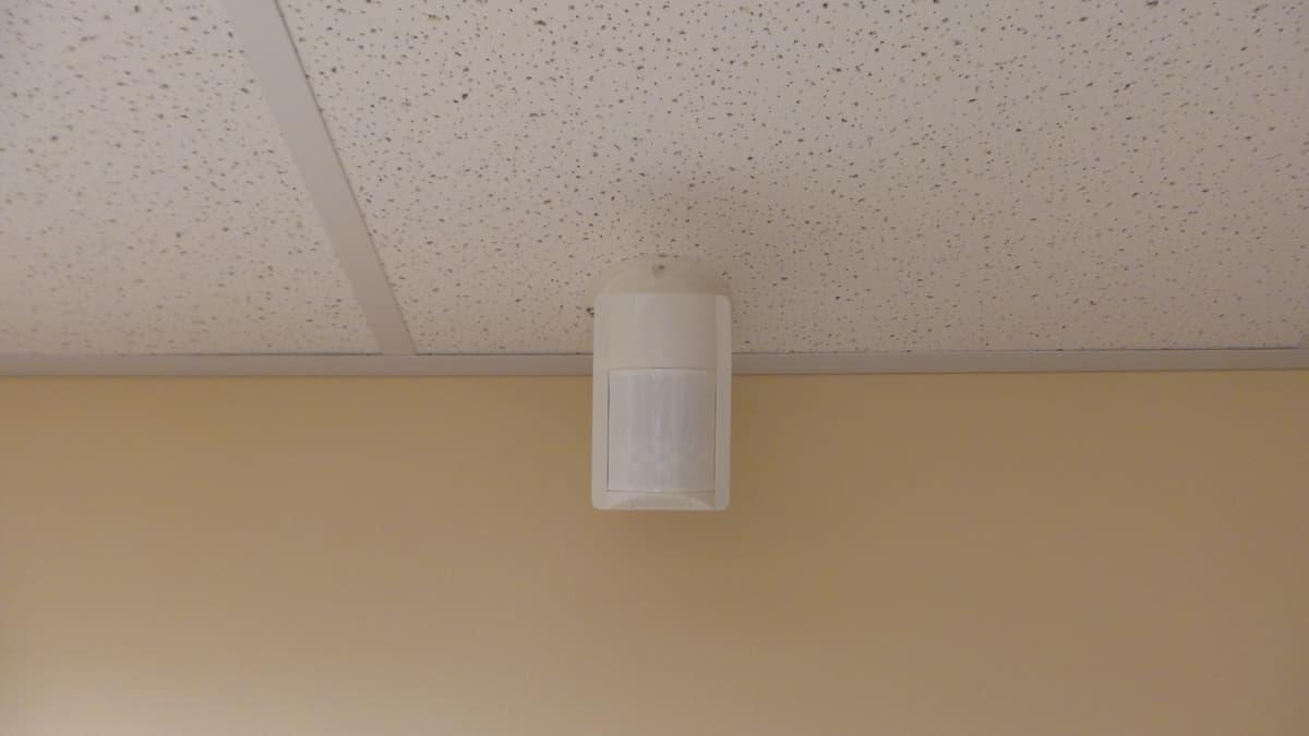 Ceiling Occupancy Sensor Wiring Diagram On Pir Sensor Wiring Diagram
