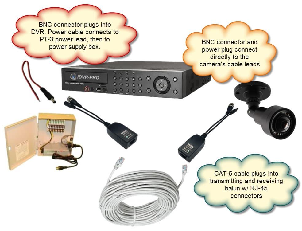 cat5 balun wiring diagram