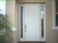 Security Doors: Security Door Camera
