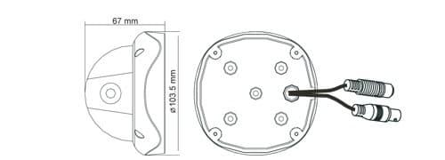 Armor Dome Camera