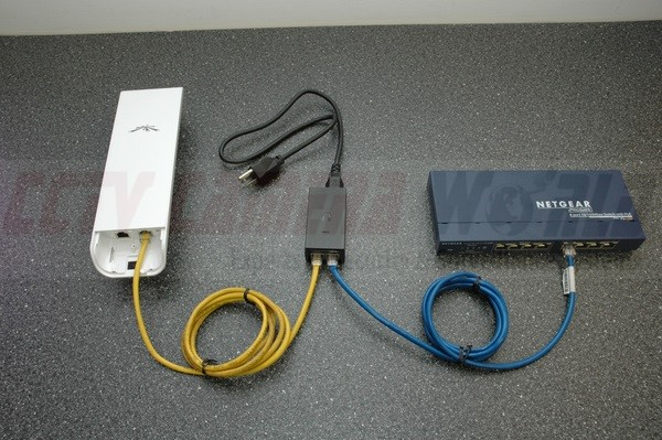 Rj45 Wiring Solution How To Make Wired Ip Cameras In To Wireless Ip Cameras