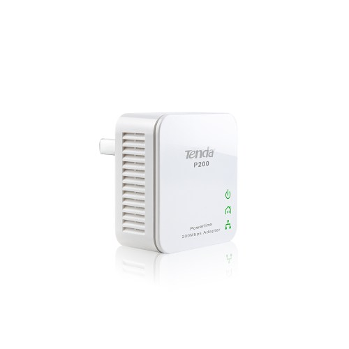 small resolution of  tenda p200 200mbps powerline mini adapter kit irl uk or eu plug