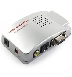 vga to rca composite video s video converter  [ 1080 x 1080 Pixel ]