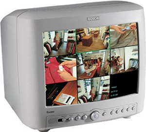 Converting BoschPhillips VCM7C RJ11E Cameras to BNC
