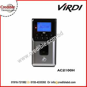Virdi AC2100h Fingerprint scanner device