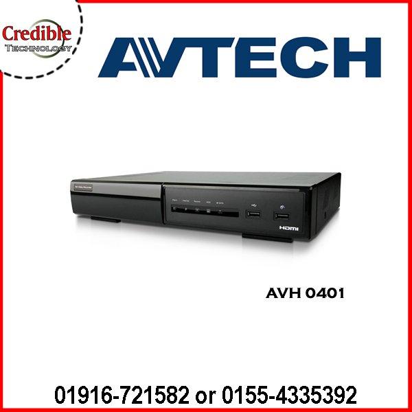 AVH0401 Avtech 4 Channel NVR Price