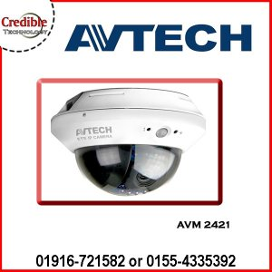 AVM2421 Avtech 2MP IR Dome IP Camera