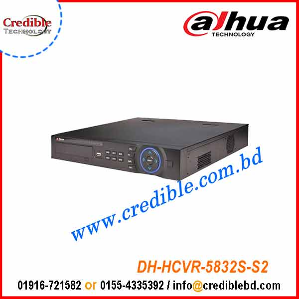 Dahua DH-HCVR-5832S-S2 XVR
