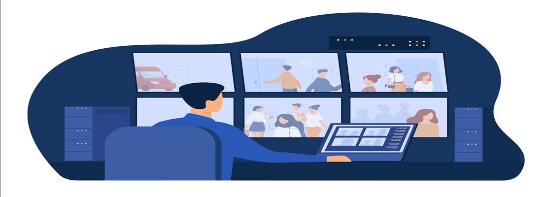 CCTV Camera System for Best Surveillance Coverage