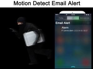CCTV Singapore (CCTVSG.net) Motion Detect Email Alert