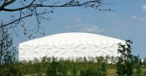 Olympic Venues Stress Practicality, Adaptability, Recyclability – CCTVSG.net