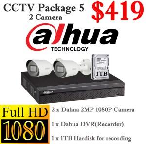 Dahua 5 2 Camera