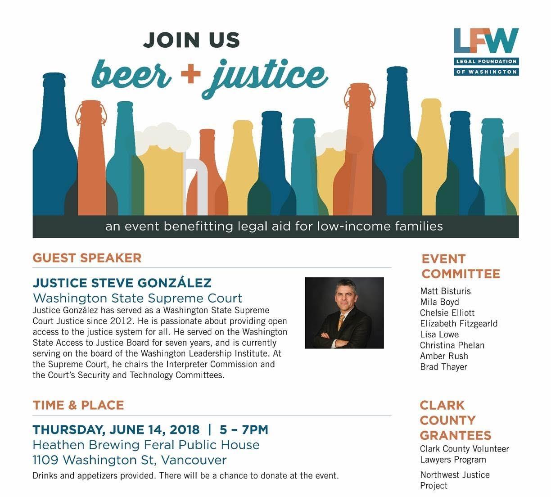 Beer & Justice Flyer-No Sponsors