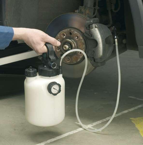 Sealey VS0202  Workshop Vacuum Brake  Clutch Bleeder