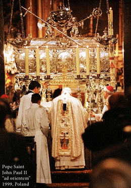338 Pope John Paul II AD ORIENTEM 1999 Poland