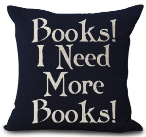 book-pillow